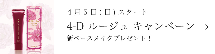 4-Dルージュキャンペーン